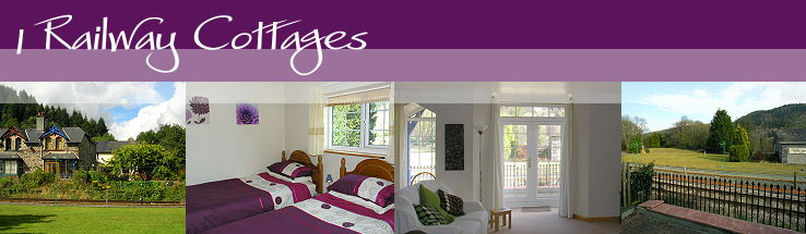 photos of this self catering holiday cottage in betws-y-coed, snowdonia