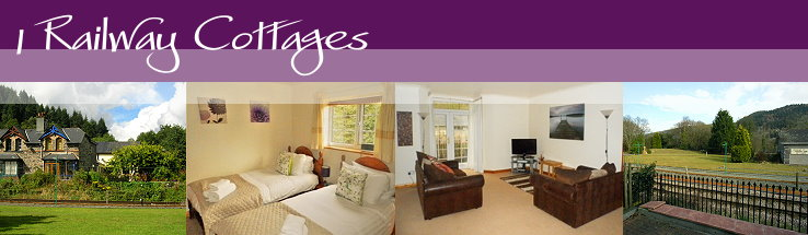 holiday cottage in betws-y-coed snowdonia